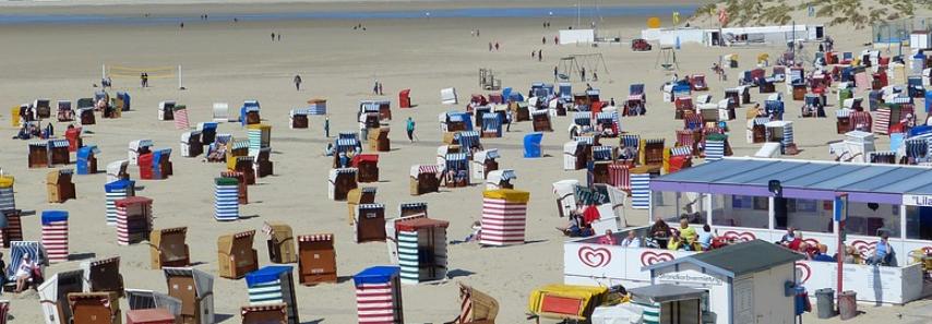 Strandkorb Luxus